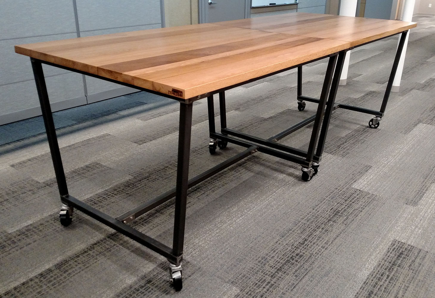 GC3 High Top Rolling Conference Tables