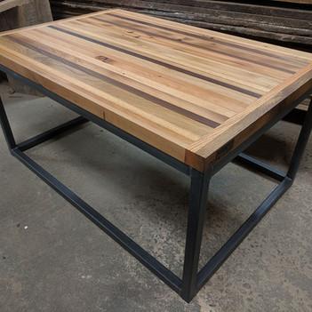 re.dwell reclaimed wood strip table 2.jp
