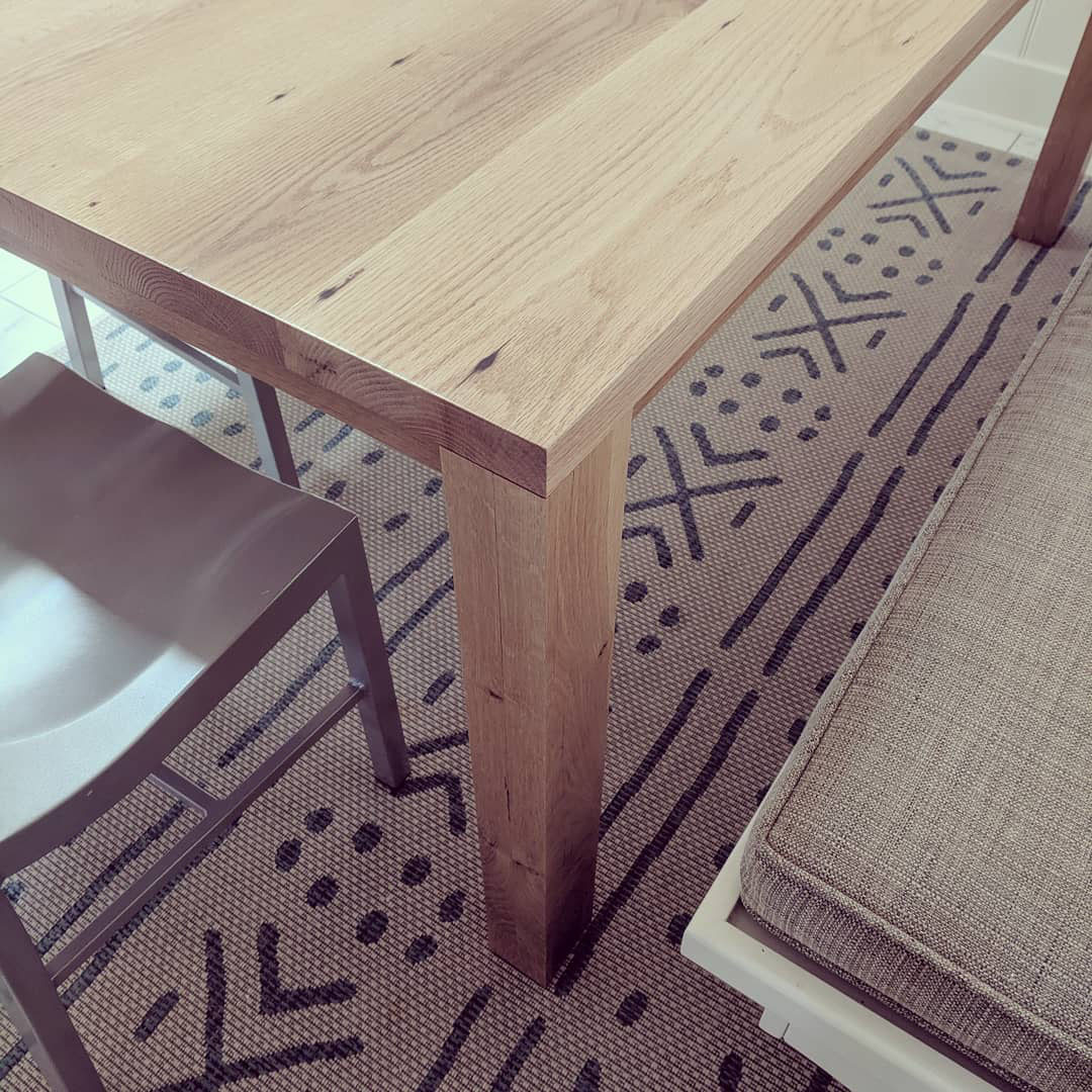 Burland Parsons Dining Table