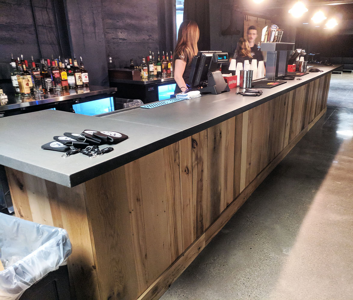 Bar at The Interestion's Mint