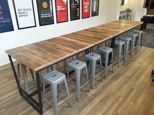 Mighty Reclaimed Wood Conference Table