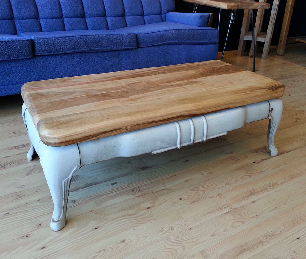 Cast Iron Stove Maple Coffee Table (1).j