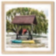 wanaka floods kayak kid and dog