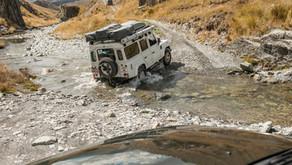 4WD tour in Central Otago