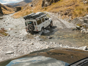 4WD tour in Central Otago