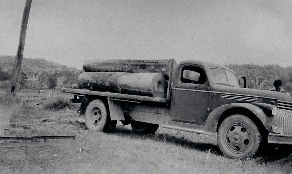 12. Bob's log truck