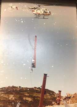 Construction of Lifts pre OH&S