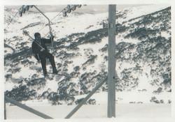 Bob Hymans - Chair lift