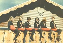 Koki Lodge staff, circa 1965