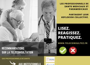A lire : publication officielle des Recommandations du Collectif