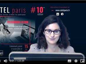 Témoignages et repères sur la téléconsultation et le télésoin: découvrez les vidéos de Catel Paris !