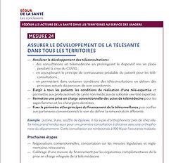 Ségur de la Santé : la mesure 24 vise à accélérer le développement des téléconsultations