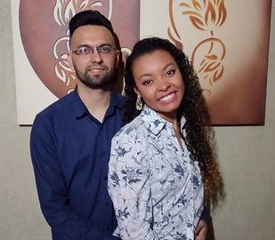 Pastor Gerson e Veruska