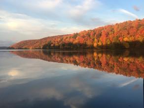 Au-delà de la beauté du lac Bowker