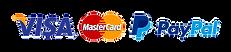 Visa MC Paypal