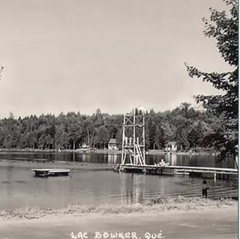 Pour la petite histoire du lac Bowker !