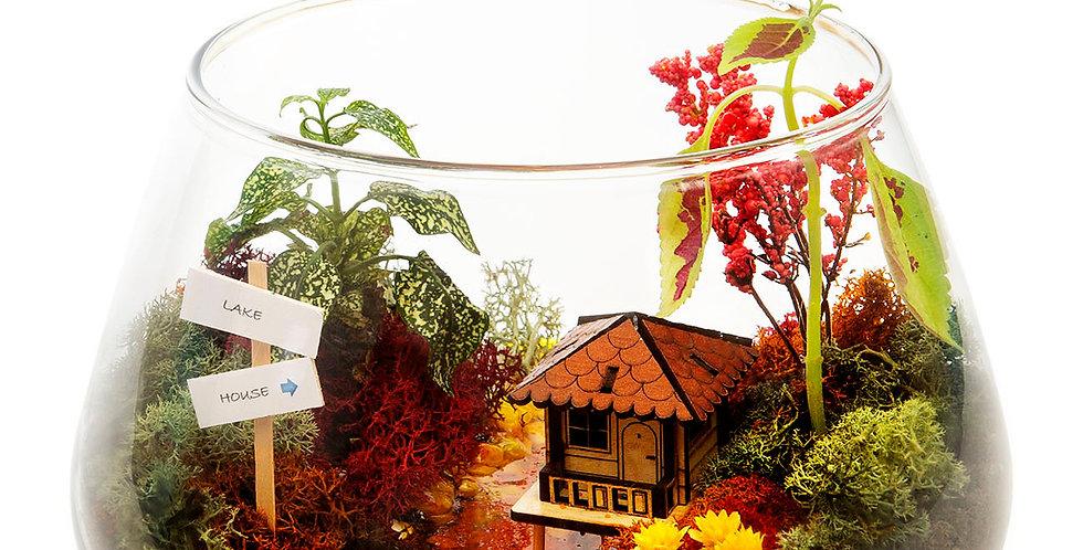 Bungalow Evi Sonbahar Teraryum