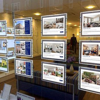 Design & Print - Window Card - Estate Agent
