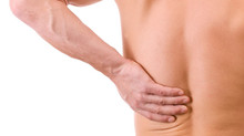 Acupuncture alleviates back pain