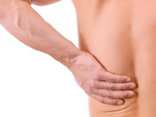 Acupuncture alleviates back pain
