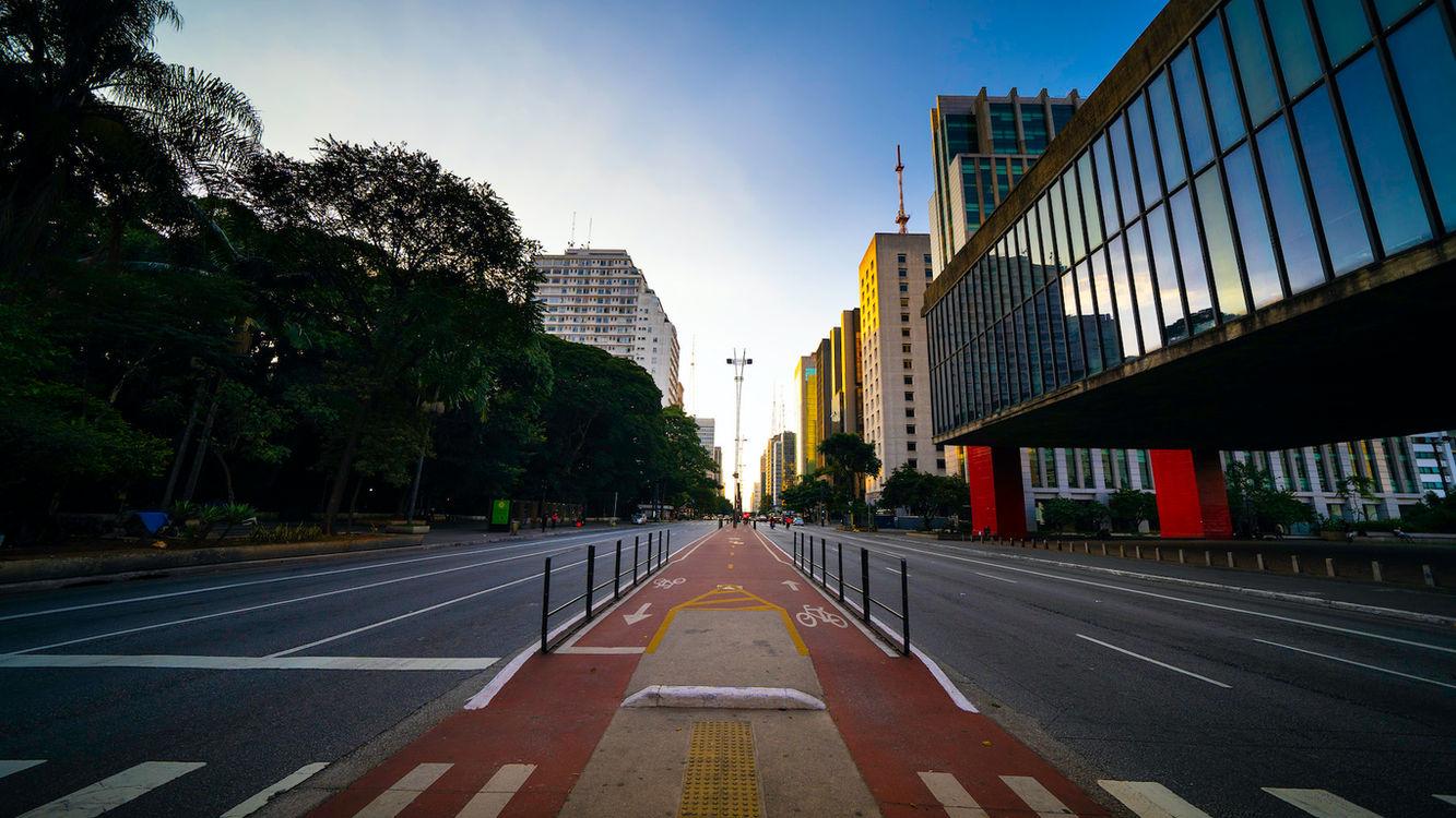 Avenida Paulista 27_03_2020 Sexta-Feira 17h34