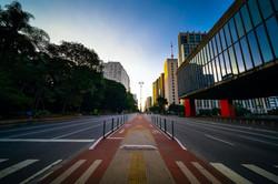 Avenida Paulista 27_03_2020 Sexta-Feira