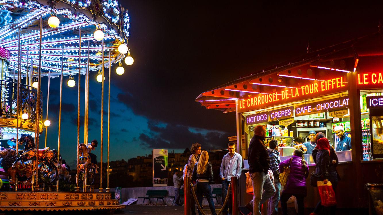 Le Carrousel - Paris 2014