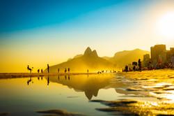 Futebol em Ipanema - Rio 2018
