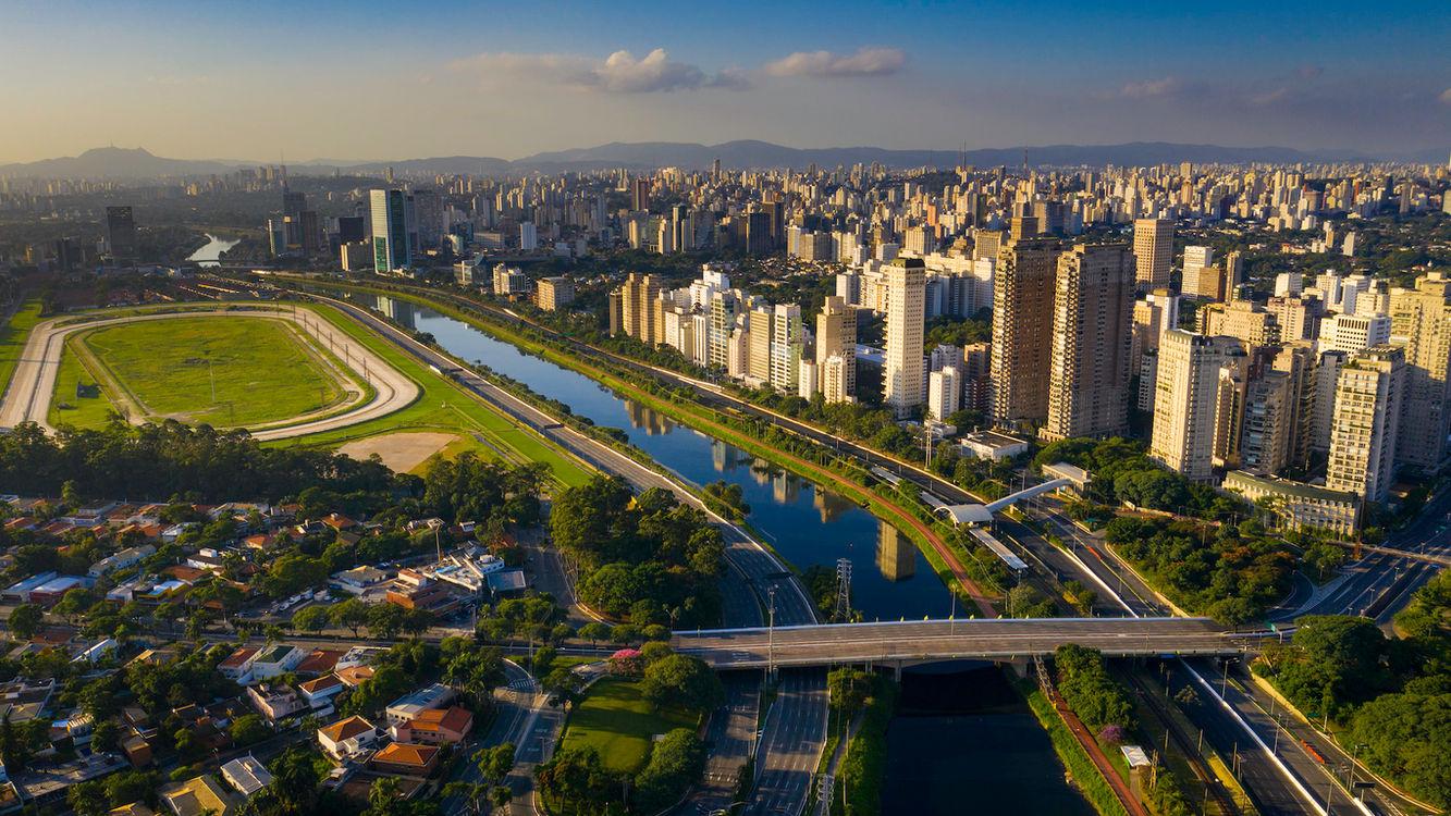 Ponte Cidade Jardim 04_04_2020 Sábado 17h04