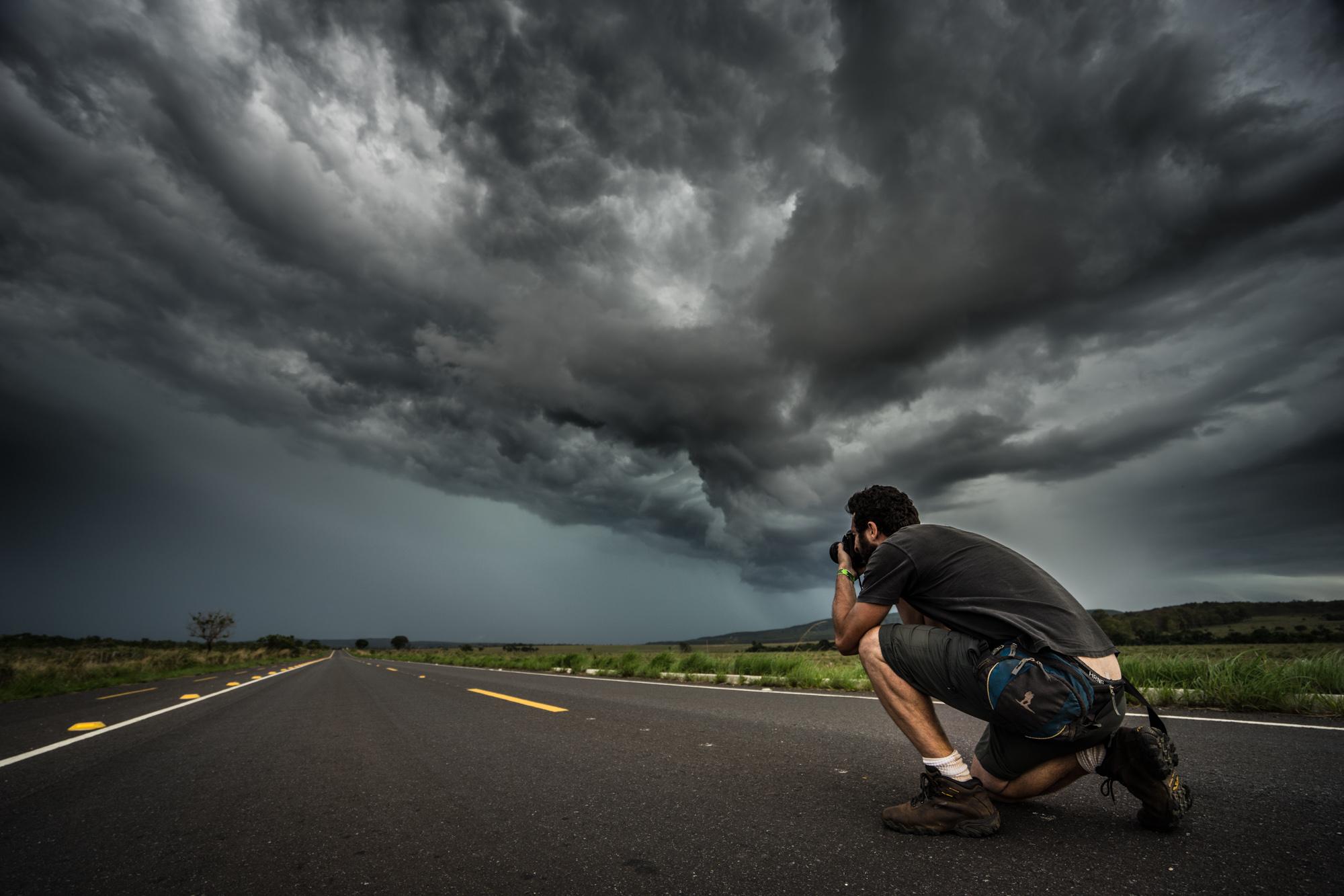 Tempestade Chapada dos Veadeiros