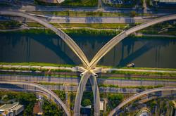 Ponte Estaiada 31_03_2020  Terça-Feira 1