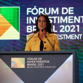 Fórum de Investimentos Brasil 2021
