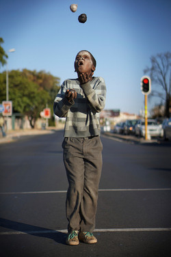 Jobless South Africa