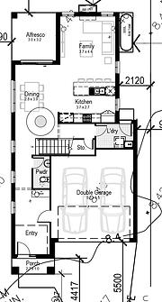 lot 6 fairmont blvd grd floor site plan.