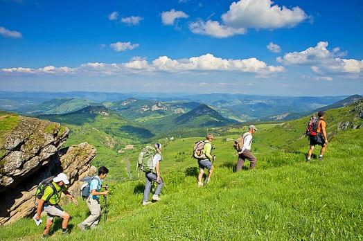 Randonnée au Mont Mézenc