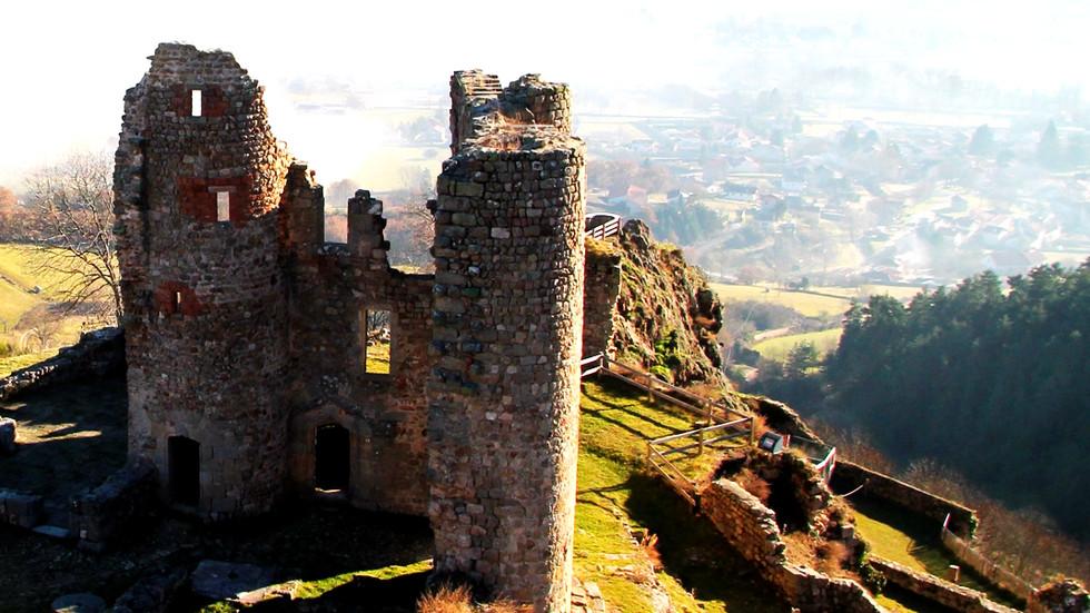 Le Château de Rochebaron