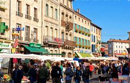 Marché de Craponne-sur-Arzon