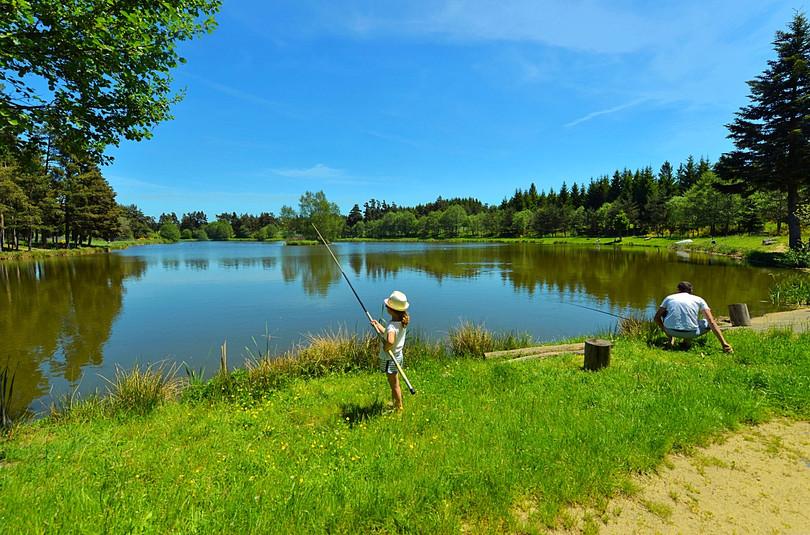 L'étang du Péché