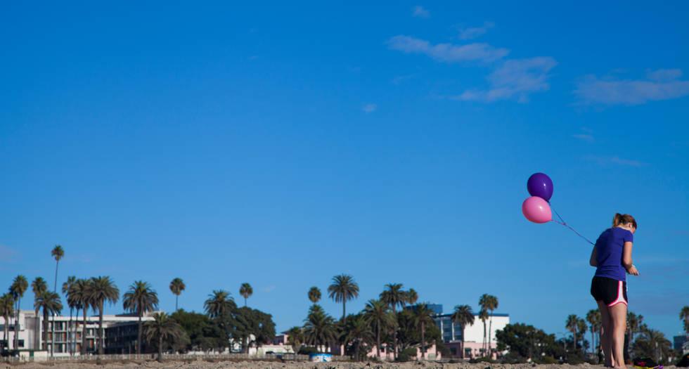 Photography: Girl on the Beach