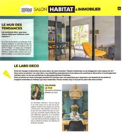 Salon de l'habitat Viving à Quimper - Oct 2020