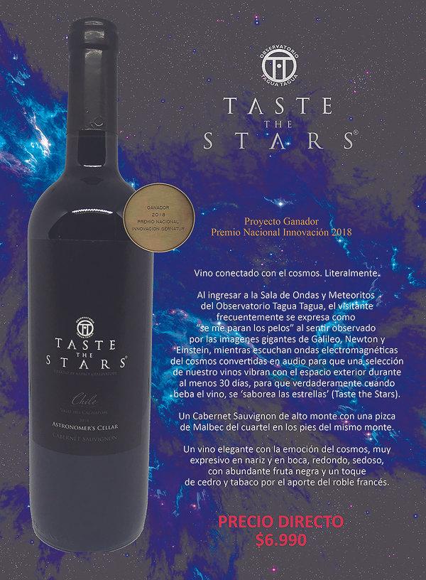 Ficha Taste the Stars red.jpg