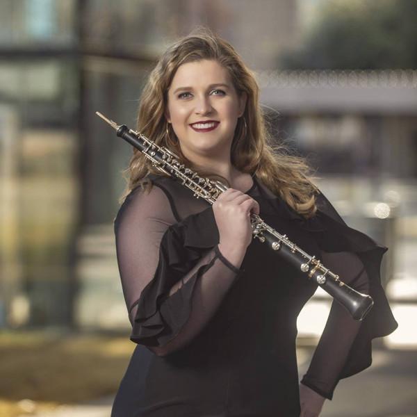 Elizabeth Phillips, oboe