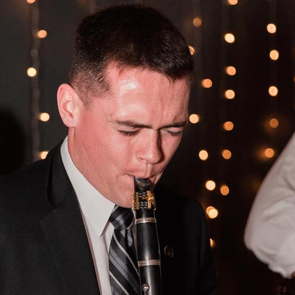 Charles Burnside, clarinet