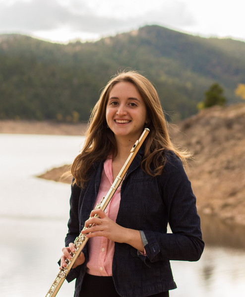 Nicole Peters, flute
