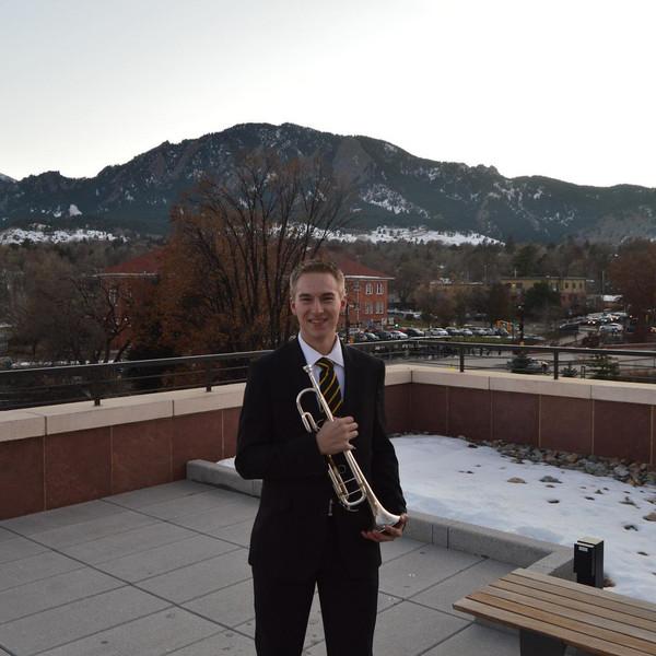 Dartagnan Stephen, trumpet