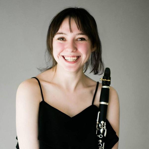 Kristen Pierri, clarinet