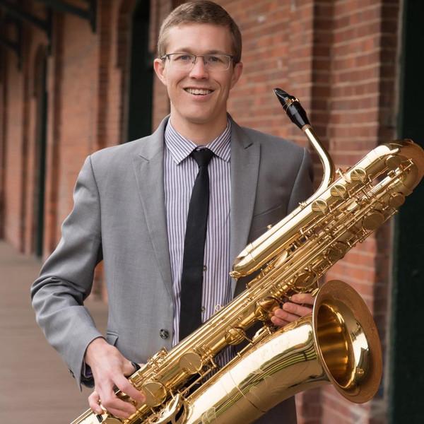 Lucas Hopkins, saxophone