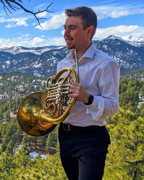 Ben Shafer, horn