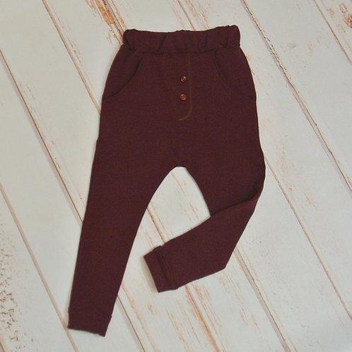 Spodnie tapered pants (Rozmiary 56-92)