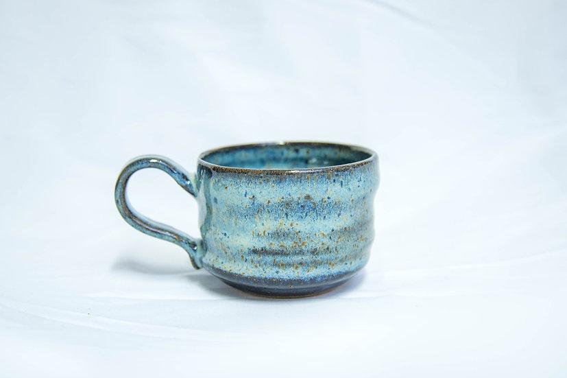 Speckled Ocean Mug